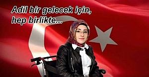 24 Haziran'ın Engelli Vekil Aday Adayı: Özlem Sarıoğlu