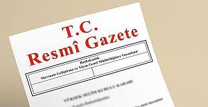 7141 Sayılı Kanun Resmi Gazete'de