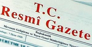 7142 Sayılı Kanun Resmi Gazete'de