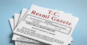 7143 Sayılı Kanun Resmi Gazete'de