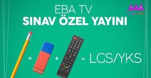 EBA TV'de LGS ve YKS Öğrencilerine Soru Çözüm Saatleri Başlıyor
