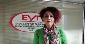 EYT Başkanı Özüpak'tan Asgari Ücret Teklifi