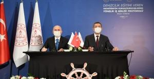 Genç Denizcilere Uluslararası Alanda İstihdam Yolları Açıldı